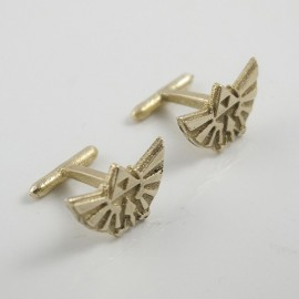Legend of Zelda: Triforce Cufflinks