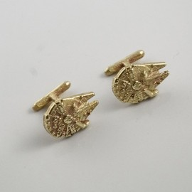 Star Wars: Millennium Falcon Cufflinks