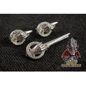 Game of Thrones: Silver Hand of the King Tie Cufflink and Cufflinks