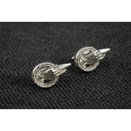 Game of Thrones: Silver Hand of the King Cufflinks