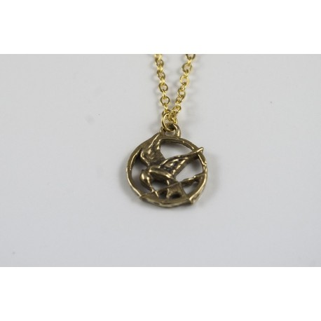 Hunger Games: Mockingjay pendant