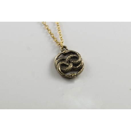The Neverending Story: Auryn pendant