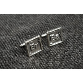 Breaking Bad: silver Cufflinks