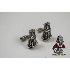 Doctor Who: Dalek cufflinks