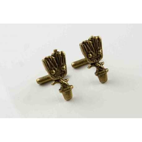 Guardians of the Galxy: Groot cufflinks