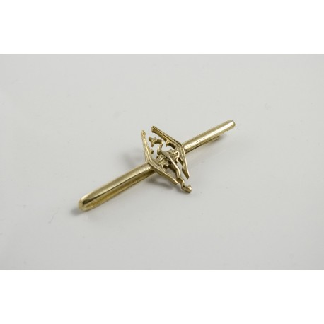 The elder scroll V: Skyrim tie clip