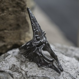 Lord of the rings: Witch King Helmet ring