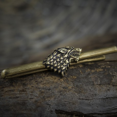 Game of Thrones: House Stark Tie Clip